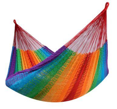 Mexico Rainbow Houpací síť pro dva