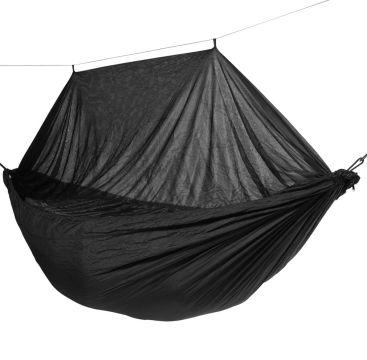 Mosquito Black Venkovní houpací síť pro jednoho