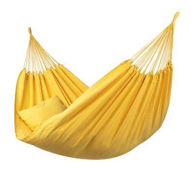 Organic Yellow Houpací síť pro dva