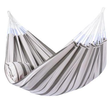 Stripes Silver Houpací síť XXL