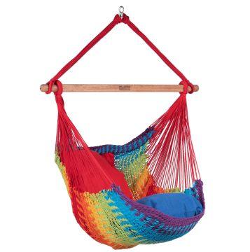 Mexico Rainbow Závěsná sedačka pro jednoho
