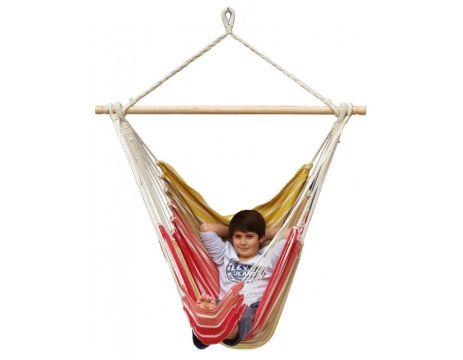 Tropical Earth Lounge Závěsná sedačka pro jednoho