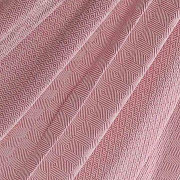 Natural Pink Přehoz