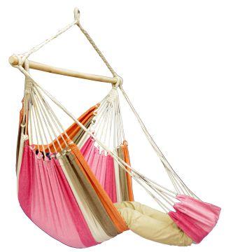 Tropical Lychee Lounge Závěsná sedačka pro jednoho