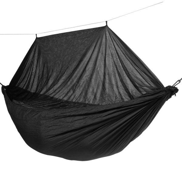 'Mosquito' Black Venkovní houpací síť pro jednoho