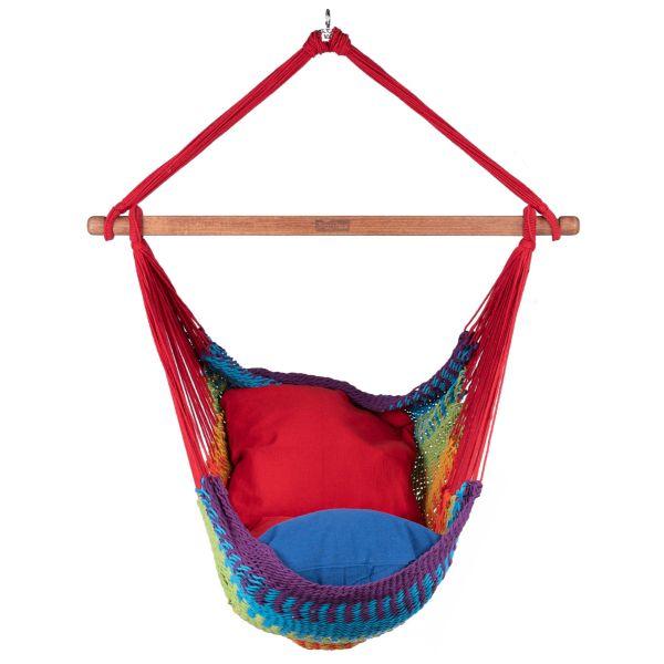 'Mexico' Rainbow Závěsná sedačka pro jednoho