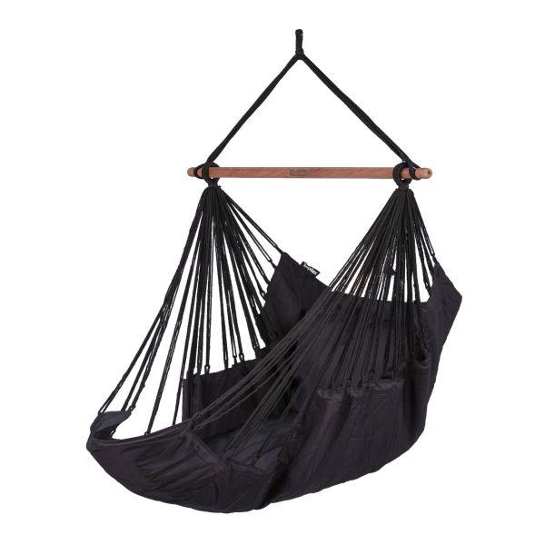'Sereno' Black Závěsná sedačka pro jednoho