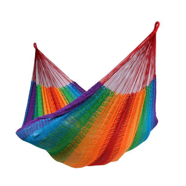 'Cacun' Rainbow Houpací síť XXL