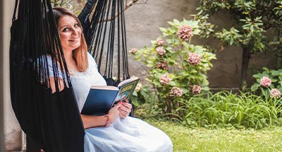 Ordering a hanging chair